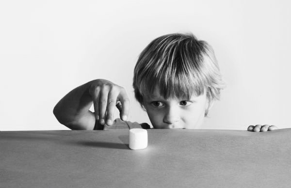 delayed gratification the marshmallow experiment This entry was posted in cognitive psychology, definitions, developmental psychology, videos and tagged deferred gratification, delayed gratification, impulse control, rewards, stanford marshmallow experiment, walter mischel on april 3, 2012 by wip.